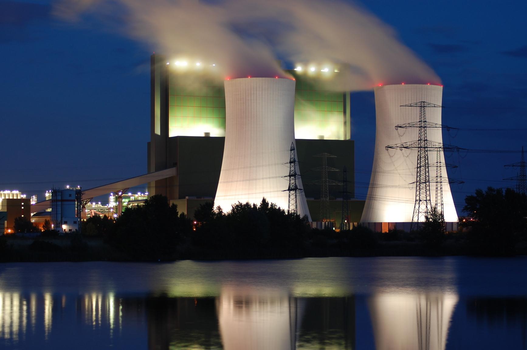 Подсветка промышленных зданий